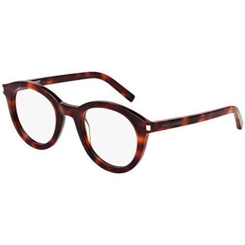 Okulary Korekcyjne Saint Laurent SL 105 002