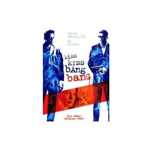 Shane black Kiss kiss bang bang (płyta dvd)