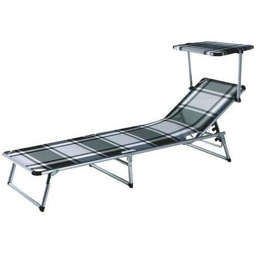 łóżko Plażowe Z Daszkiem Patio Dajar