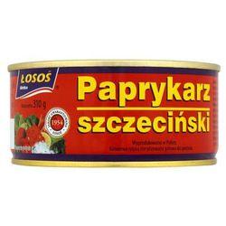 Konserwy i przetwory rybne  Łosoś bdsklep.pl