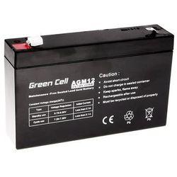Akumulatory samochodowe  GreenCell gustaf.pl