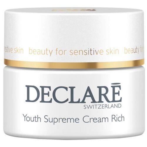 Declare Declaré pro youthing youth supreme cream rich wzbogacony krem odmładzający (665)