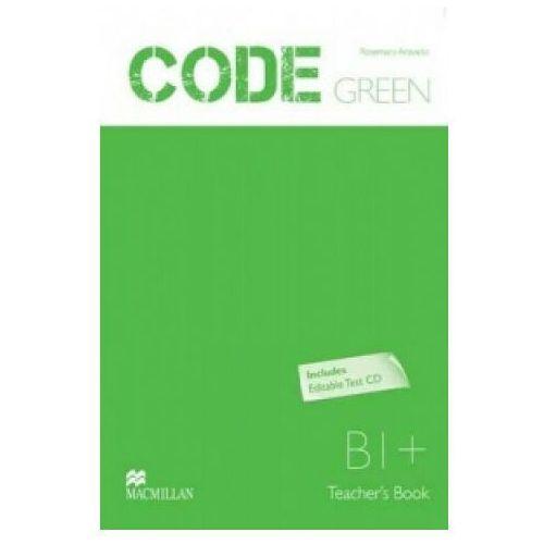 Code Green Tb + Test CD, Macmillan