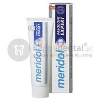 MERIDOL Parodont Expert 75ml pasta do zębów wzmacniająca odporność dziąseł