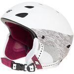 Kask narciarski damski KSD271Z - biały, (D4Z17-KSD271) KSD271 - biały