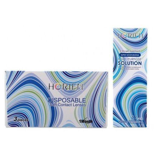 Horien Disposable 6szt. plus Horien 500ml, 174