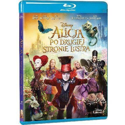 Alicja po drugiej stronie lustra (Blu-Ray) - James Bobin