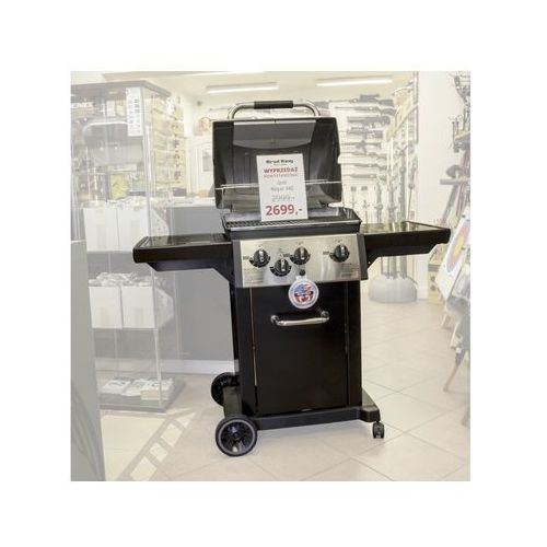 Grill gazowy Broil King Imperial XL Black 2019 (0062703977836)