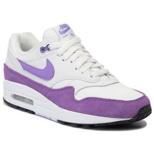 Buty Air Max 1 319986 118 Summit WhiteAtomic Violet (Nike)