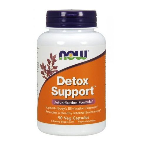 Now Foods Detox Support 90 kaps