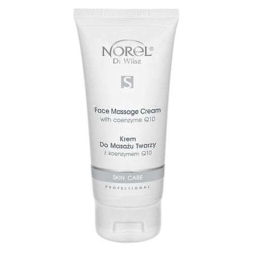 Norel (Dr Wilsz) FACE MASSAGE CREAM WITH COENZYME Q10 Krem do masażu twarzy z koenzymem Q10 (PB069) - Super oferta