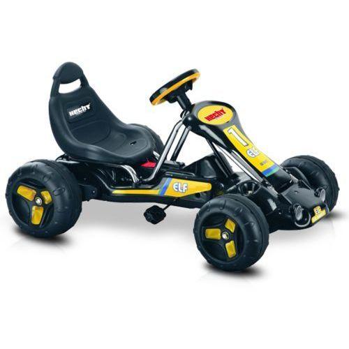 Hecht czechy Hecht 59789 gokart jeździk z napędem na pedały zabawka samochód dla dzieci - ewimax oficjalny dystrybutor - autoryzowany dealer hecht (8595614915922)