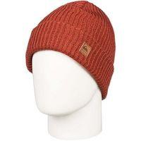 czapka zimowa QUIKSILVER - Routine Beanie Barn Red (RQJ0)
