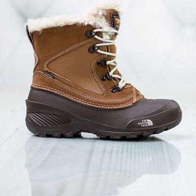 Buty sportowe dla dzieci The North Face Sneakers.pl