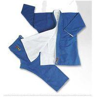 Judogi plecionka - biało-niebieska gruba 16oz (GTTA385_170)