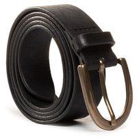Pasek Damski WRANGLER - Casual Belt W0D6U1100 Black