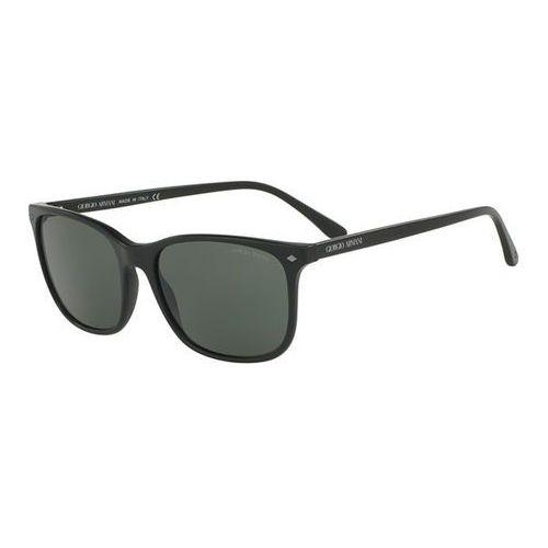 Okulary Słoneczne Giorgio Armani AR8089 504231, kolor żółty