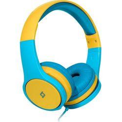 Słuchawki TTEC Bubbles kids niebiesko-żółte