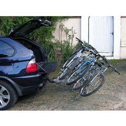 Bagażniki rowerowe do samochodu  Eufab
