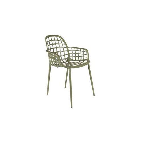 Zuiver krzesło albert zielone 1200172