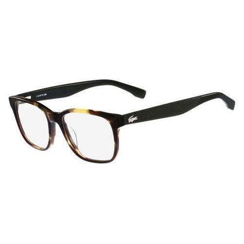 Okulary korekcyjne l2748 214 Lacoste