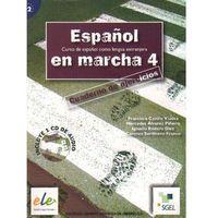 Espanol En Marcha 4 Ćwiczenia Z Płytą Cd, SGEL - Educacion