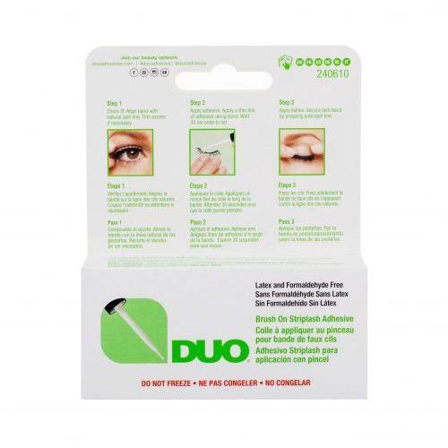 Ardell duo brush on striplash adhesive sztuczne rzęsy 5 g dla kobiet - Bardzo popularne