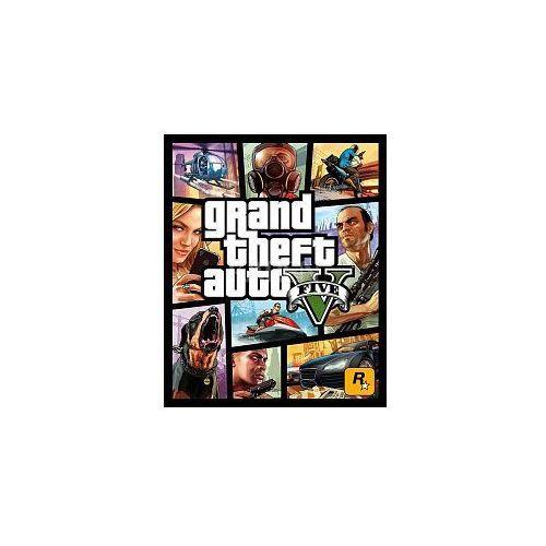 Nd theft auto v marki Rockstar games