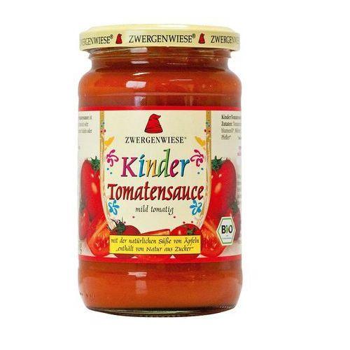 Sos pomidorowy dla dzieci 350g BIO (bezglutenowy) - Zwergenwiese