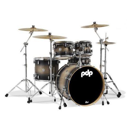 (pd806034) drumset satin charcoal burst marki Pdp