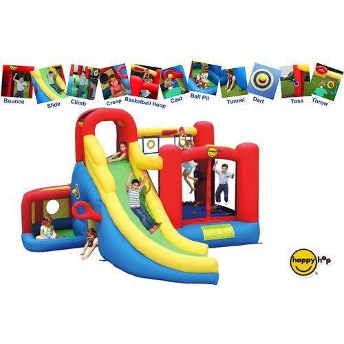 Dmuchane centrum zabawy 11w1 - happy hop marki Happyhop