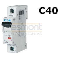 Wyłącznik nadprądowy C40 A 1-fazowy CLS6-C40 EATON-MOELLER, 270356/EAT