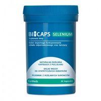 Kapsułki BICAPS SELENIUM 300 μg Selen (60 kaps)
