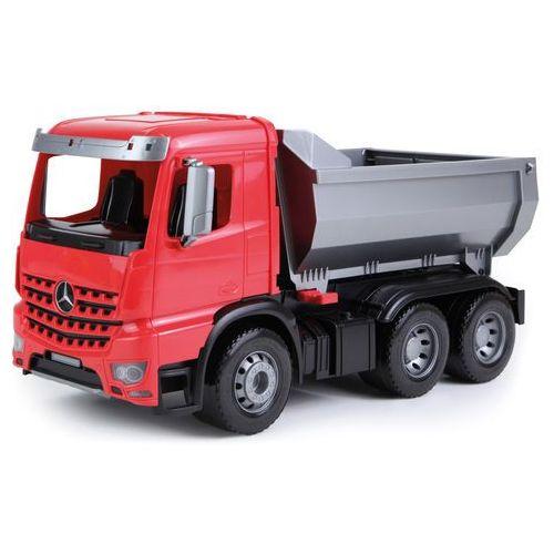 Pojazd worxx wywrotka 04610 czerwona marki Lena