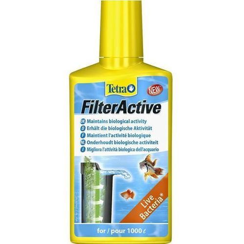 Tetra preparat do akwarium filter active żywe bakterie 100 ml