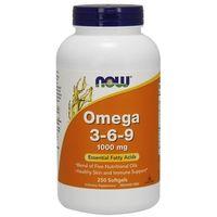 Kapsułki Now Foods Omega 3-6-9 1000mg 250 kaps.