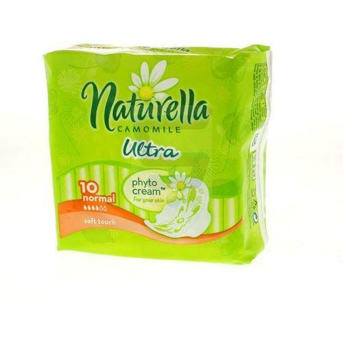 Podpaski higieniczne Naturella Ultra Normal (10 sztuk)