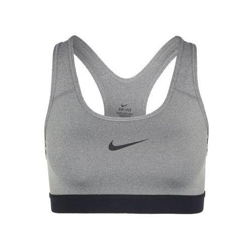 Nike Performance NEW CLASSIC Biustonosz sportowy carbon heather/black, kolor szary