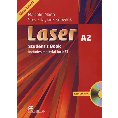 Laser A2 Książka Ucznia Plus CD-ROM (158 str.)