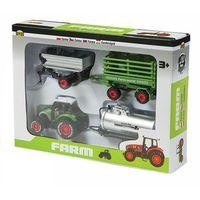Mała Farma - Zestaw z 4 maszynami, 5_607692