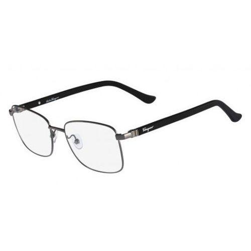 Salvatore ferragamo Okulary korekcyjne sf 2143 015