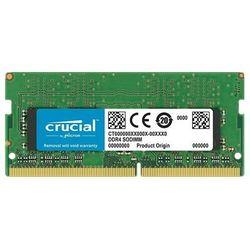 Pamięci RAM do laptopów  Crucial