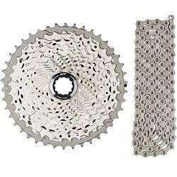 Łańcuchy i kasety rowerowe  Shimano Bikester