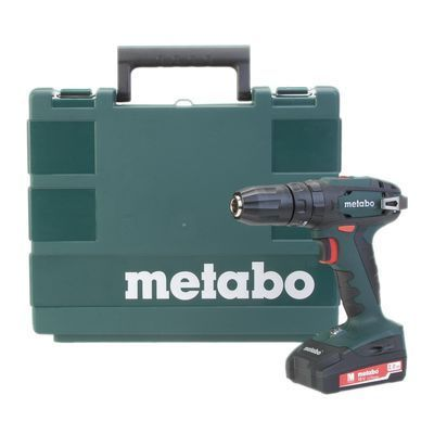 Wiertarko-wkrętarki Metabo Leroy Merlin