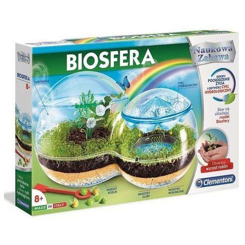 Clementoni Zestaw naukowy biosfera (8005125500673)