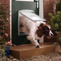 Duże drzwi dla psa petsafe 45 x 38 cm marki Petsafe staywell