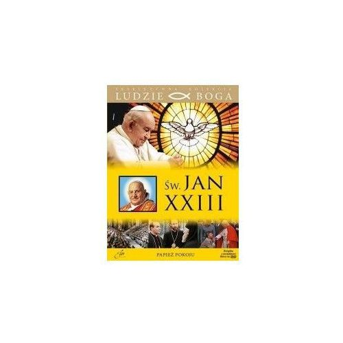 Św. JAN XXIII + Film DVD