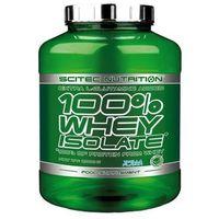 SCITEC Nutrition Whey Isolate 100% - 2000 g - Czekoladowy