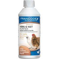 Francodex vers o net preparat mineralny dla drobiu wspomagający układ trawienny 250 ml - darmowa dostawa od 95 zł! (3283021742068)