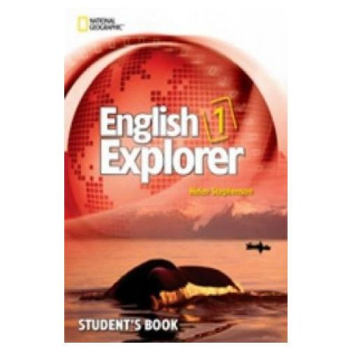 English Explorer International 1 Podręcznik + MultiROM (9780495908616)
